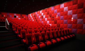acoustic panel for cinemas dubai
