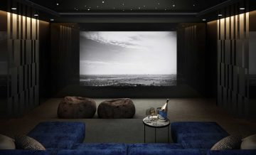 acoustic panels for home theatre in dubai