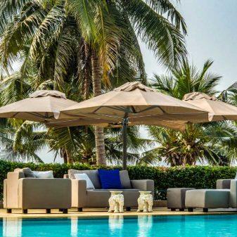 outdoor umbrellas in dubai